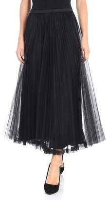 RED Valentino Long Tulle Skirt