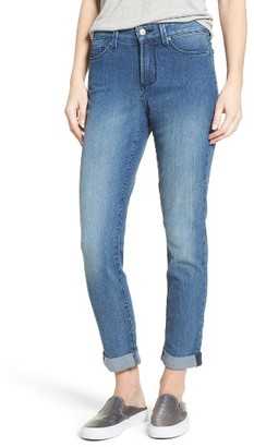 Women's Nydj Sylvia Stretch Relaxed Boyfriend Jeans $124 thestylecure.com