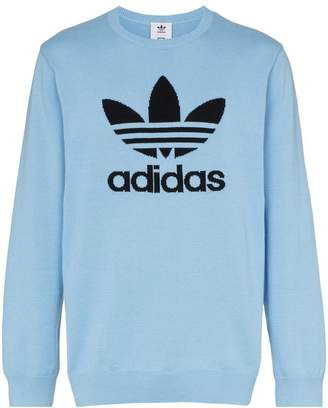 adidas X HAGT Summer knit jumper