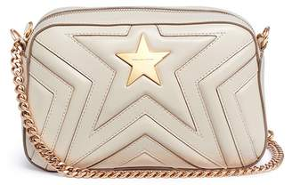 Stella McCartney 'Stella Star' quilted faux leather crossbody bag