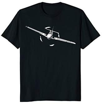 Mens vintage gift P51 Mustang - World War II plane T-Shirt