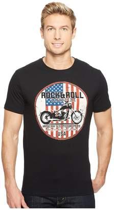 Rock and Roll Cowboy Short Sleeve T-Shirt P9-2164 Men's T Shirt
