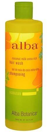 Alba Botanica Hawaiian Extra-Rich Hair Wash Coconut Milk