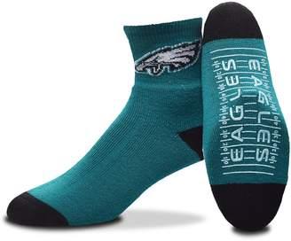 For Bare Feet Adult Philadelphia Eagles Slipper Socks