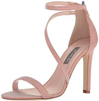 Sarah Jessica Parker Women's Serpentine Heeled Sandal