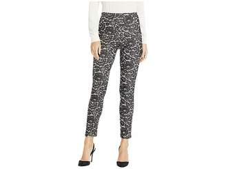 Karen Kane Lace Print Piper Pants