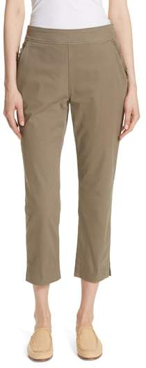 Kate Spade New York Slim Crop Chino Pants