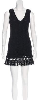 Melissa Odabash Alexis Crocheted Dress w/ Tags