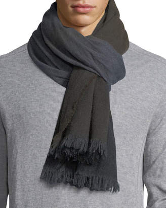 Neiman Marcus Begg & Co Nuance Oxide-Wash Scarf