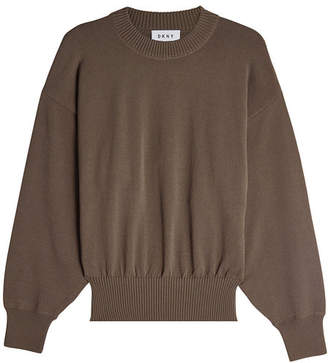 DKNY Knit Pullover