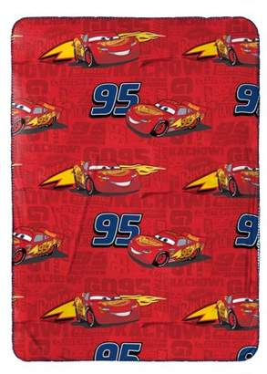 "Disney Cars 3 Kachow Travel Fleece Blanket, 40"" x 50"""