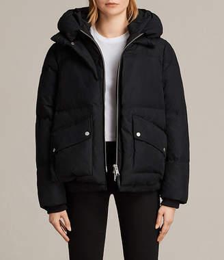 AllSaints Ester Puffer Jacket