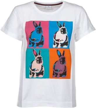 Paul Smith Printed Slim Fit T-shirt