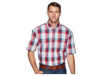 Roper 1679 Independence Plaid Men's Clothing