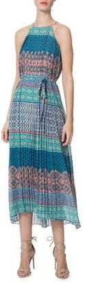 Women's Donna Morgan Sleeveless Chiffon Midi Dress $128 thestylecure.com