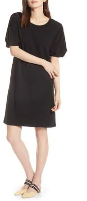 Halogen Bubble Sleeve Dress