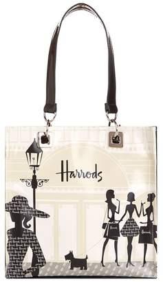 Harrods Small Knightsbridge Shopping Shopper Bag