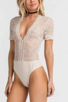 Lush Lace Bodysuit