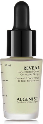 Algenist Reveal Concentrated Colour Correcting Drops 15ml (Various Shades) - Green