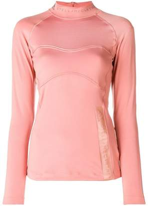 adidas by Stella McCartney long sleeve top
