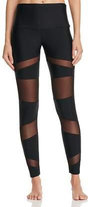 ONZIE Bondage Leggings $78 thestylecure.com