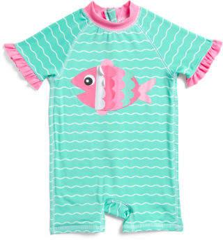 9b16232e1be1c One Piece Baby Rash Guard Swimwear - ShopStyle