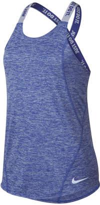 Nike Girls Dri FIT Elastika Tank