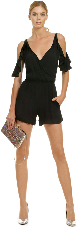 Twelfth Street By Cynthia Vincent Back in Action Romper