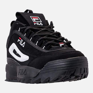 Fila Boys' Big Kids' Disruptor II Casual Shoes