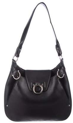 a6f4e3ea19 Salvatore Ferragamo Black Hobo Bags for Women - ShopStyle Canada