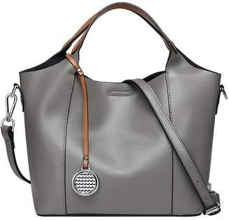 MuLier Women Handbags Hobo Shoulder Bags Tote Genuine Leather Handbags Fashion Large Capacity Bags