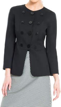 Max Studio pailette detailed jacket