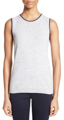 Women's St. John Collection Cashmere Shell $395 thestylecure.com