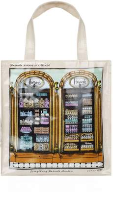 Harrods Small Food Halls Shopper Bag