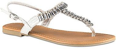 Call it SPRING Call It SpringTM Pich Jeweled Thong Sandals