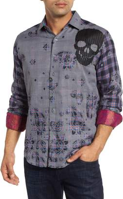 Robert Graham Blues Heaven Limited Edition Classic Fit Sport Shirt