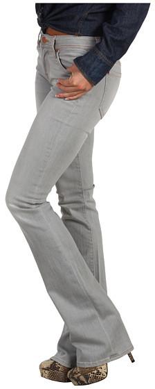 Genetic Los Angeles The Riley Slim Boot Cut in Dove Grey