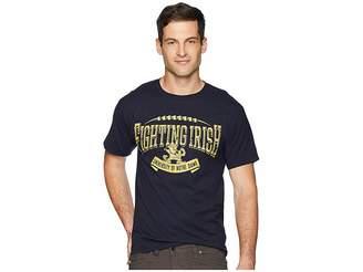 Ringspun Champion College Notre Dame Fighting Irish Tee Men's T Shirt