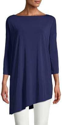 Lafayette 148 New York Asymmetrical Oversized Tunic