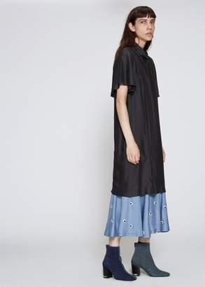 TOGA Archives Short Sleeve Twill Dress