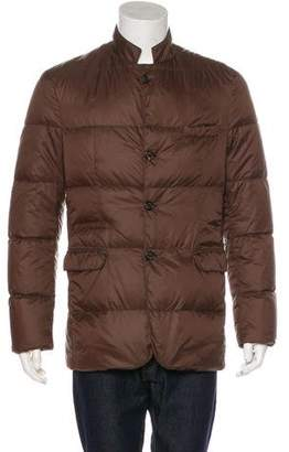 Brunello Cucinelli Lightweight Quilted Jacket