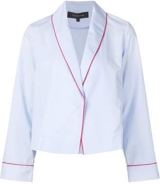 Thakoon Addition shawl collar blazer