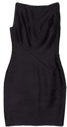 Gucci Bodycon Sleeveless Dress