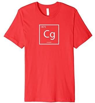 Calgary Element T-Shirt - Premium - Periodic Table