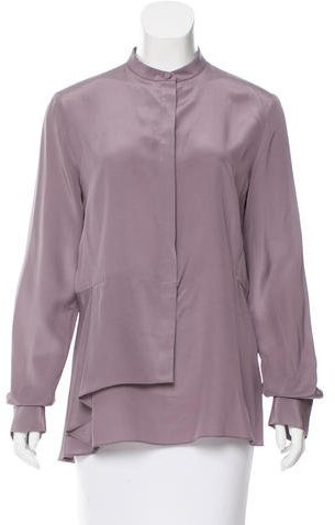 3.1 Phillip Lim 3.1 Phillip Lim Silk Long Sleeve Blouse