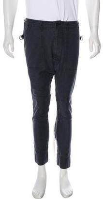 SASQUATCHfabrix. Woven Lace-Up Pant