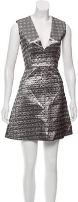 Alice + Olivia A-Line Mini Dress