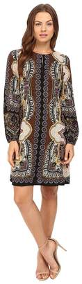 Hale Bob Points of Paisley Dress Women's Dress