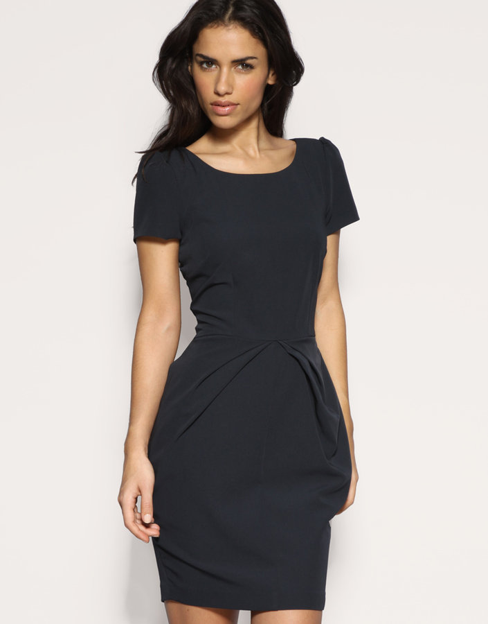 ASOS Tailored Tulip Dress