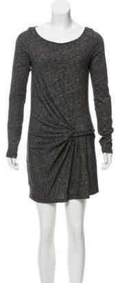 Thakoon Virgin Wool Mini Dress